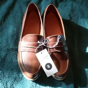Universal Thread Brown Loafers